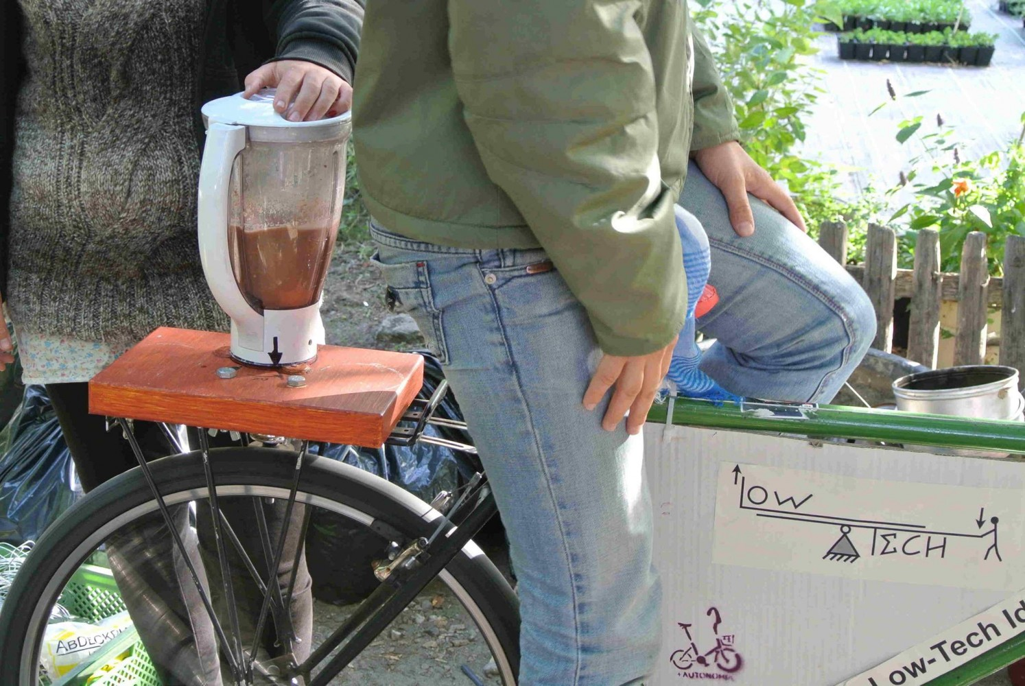 Smoothie-Bike-Workshop
