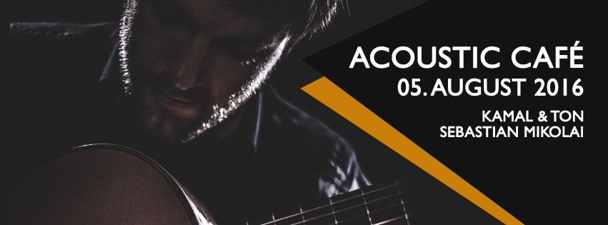 Acoustic Café Open Air 2016