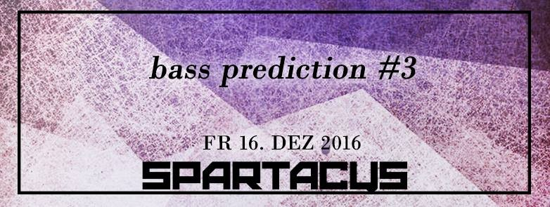 Bass Prediction #3
