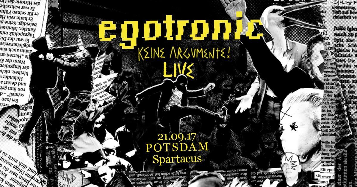 Egotronic & Alles Scheisze