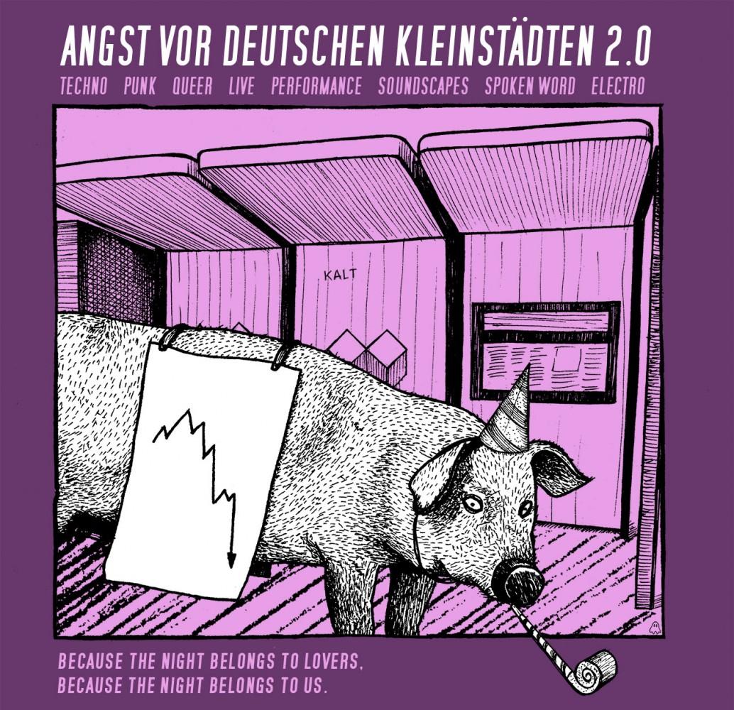 Angst vor deutschen Kleinstädten 2.0
