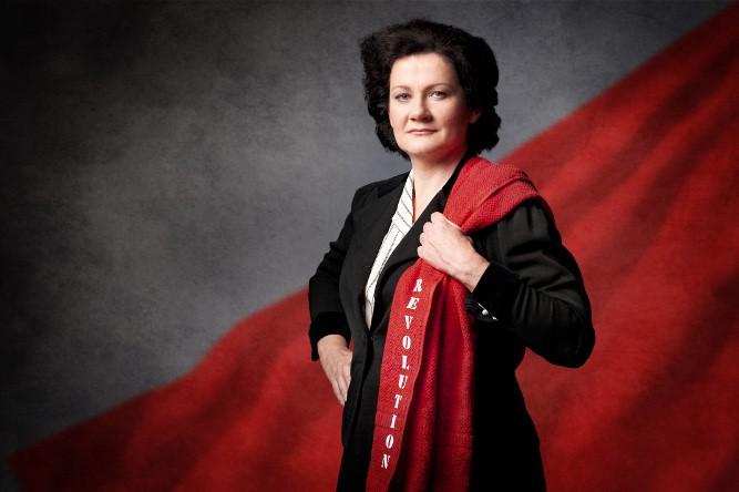 Geheimsache Rosa Luxemburg - Gastspiel des Portraittheater Wien