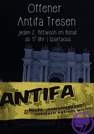 Offener Antifa Tresen