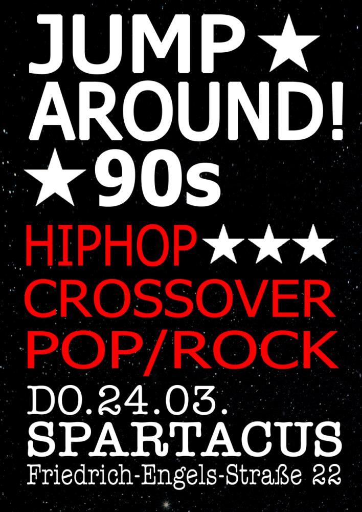 Jump Around! 90s