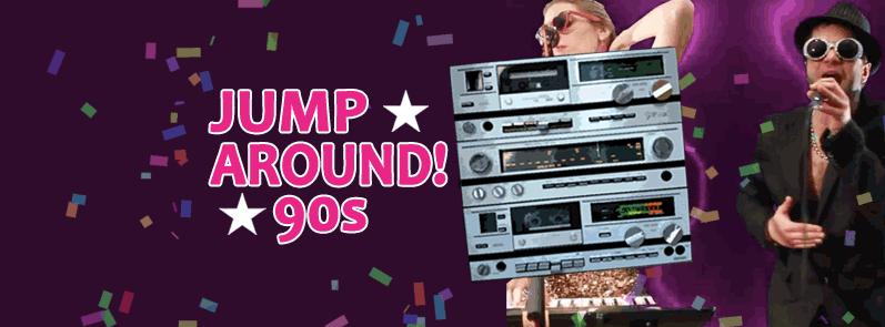 Jump Around! 90s ★ Lollie-Spezial!
